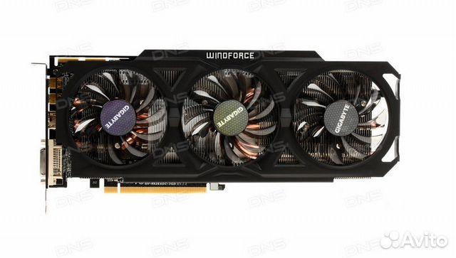 Gigabyte AMD Radeon R9 280X 3 гб