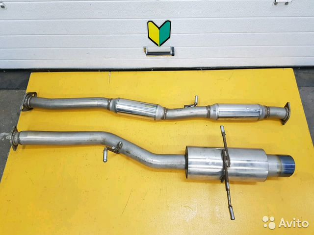 89625003353 Трасса ProRacer Subaru Forester, SF5, EJ20