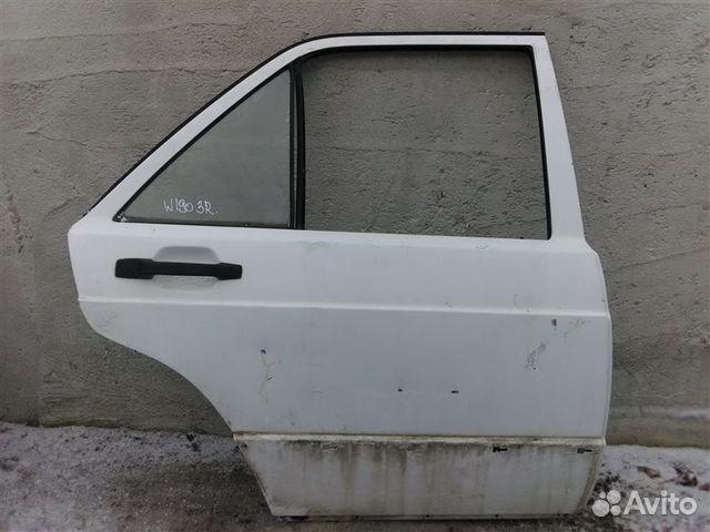 89026196331 Дверь задняя правая Mercedes-Benz C-Class W201