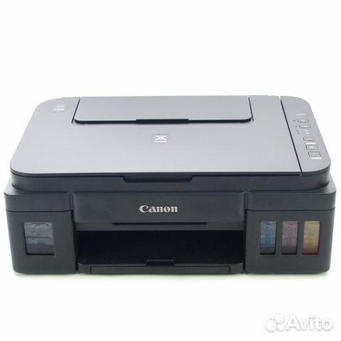 Canon Pixma G3400 ошибка 5200
