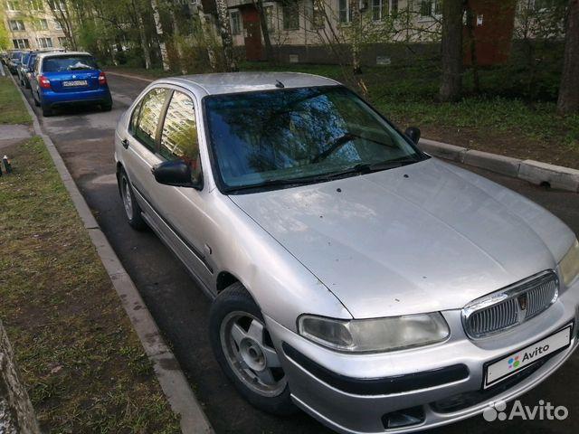 Rover 400 1.6МТ, 1999, 150000км