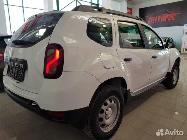 Купить Renault Duster пробег 4.00 км 2019 год выпуска