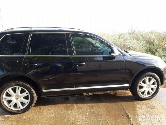 Купить Volkswagen Touareg пробег 187 000.00 км 2008 год выпуска