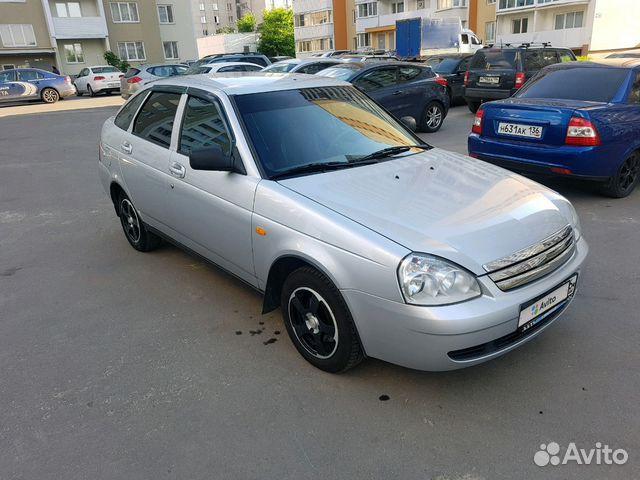 Купить ВАЗ (LADA) Priora пробег 110 000.00 км 2010 год выпуска