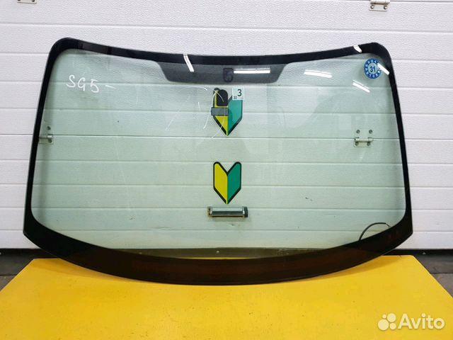 89625003353 Стекло лобовое с подогревом Subaru Forester, SG5