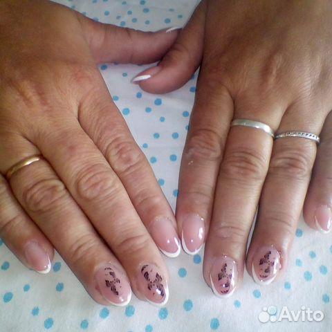Наращивание ногтей Волжский купить 7