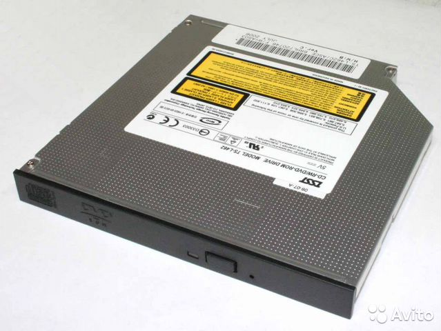 DRIVERS: CDRW DVD TS-L462A