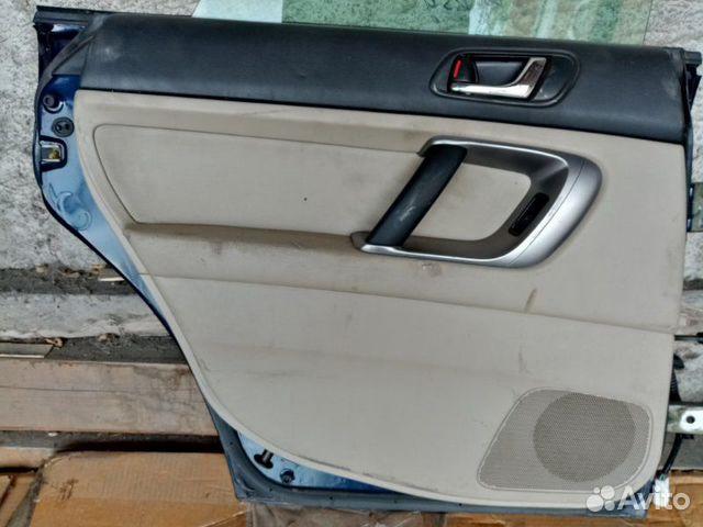 89026196331 Обшивка двери задняя левая Subaru Legacy B13 2007