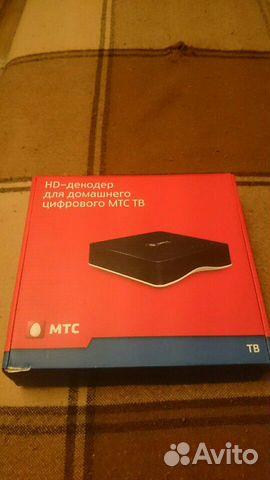 TV приставка МТС