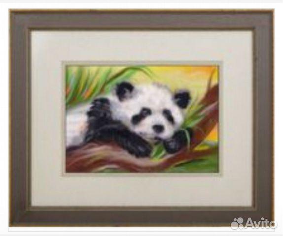 Картина из шерсти, шерстяная акварель 89530068417 купить 1