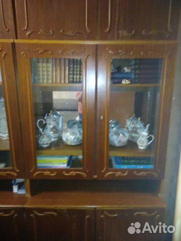 Шкаф для посуды или книг с антресолями торг  89143148133 купить 1