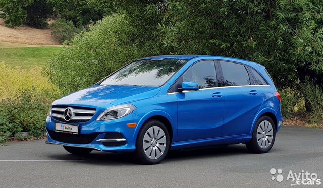 Mercedes-Benz B-класс, 2014 купить 9