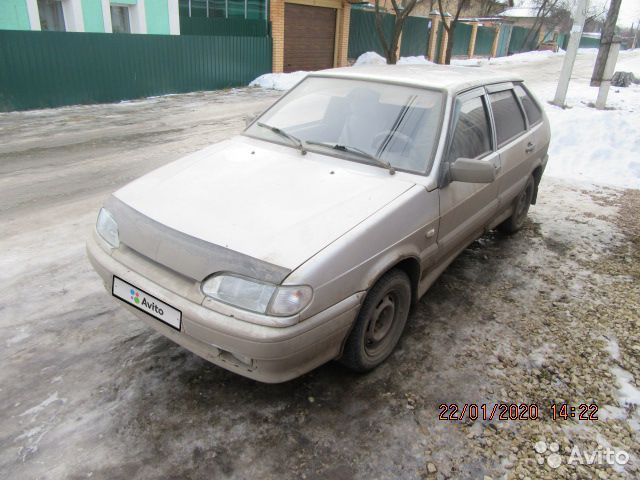 ВАЗ 2114 Samara, 2008 89101607473 купить 8