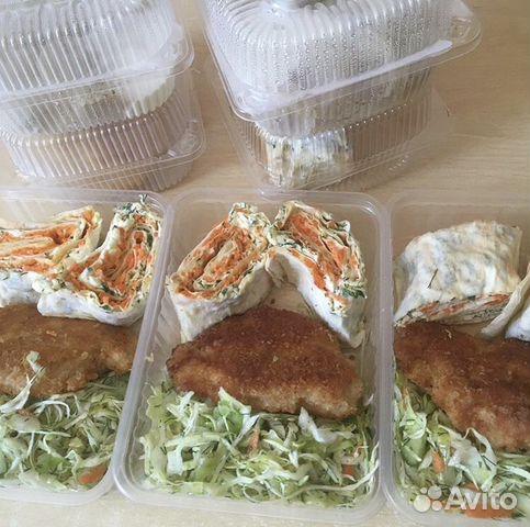 Горячие обеды с доставкой купить 4