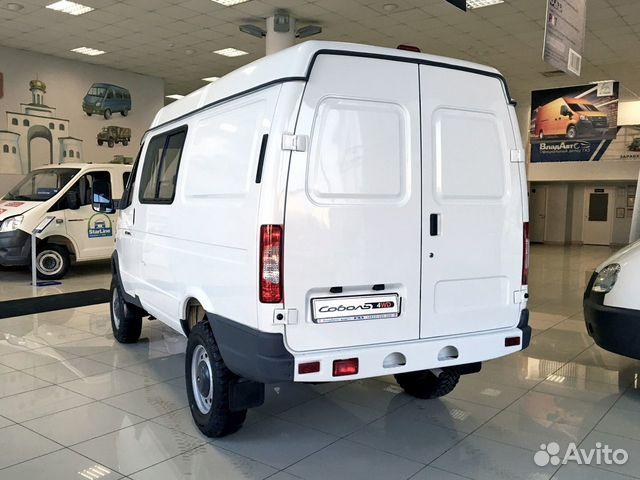 ГАЗ Соболь 2752, 2020 84922280767 купить 8
