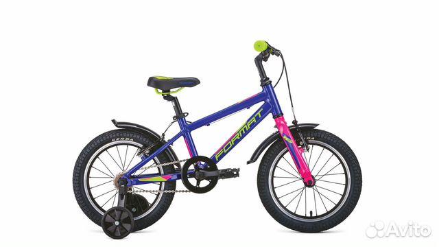 Детский велосипед Format Kids 89381008881 купить 1