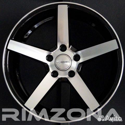 Новые диски Vossen CV3 на Skoda, Volkswagen 89053000037 купить 1