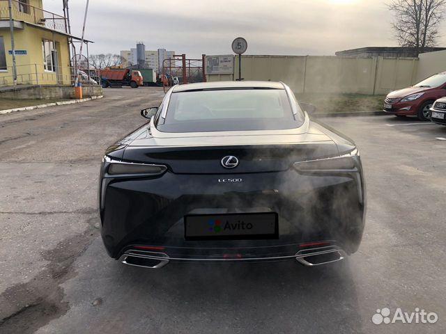 Lexus LC, 2017 купить 6
