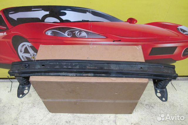 89524408730 Kia RIO 2011) Усилитель переднего бампера