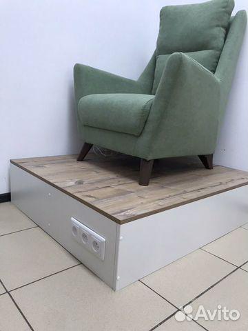 Подиум для педикюрного кресла Новый