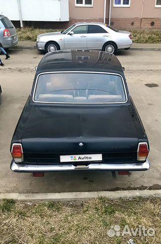 ГАЗ 24 Волга, 1987 89155422189 купить 4
