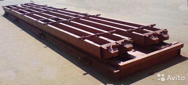 купить формы для бетона в тюмени