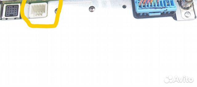 AUX для магнитолы Suzuki 89237755025 купить 4