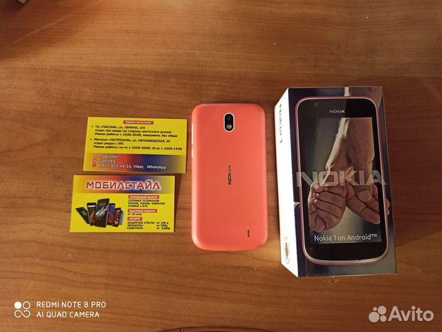 Nokia 1 1/8 Красный Новый 89128524555 купить 2