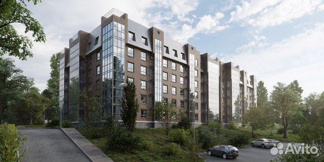 2-к квартира, 48.1 м², 2/6 эт. 88442604734 купить 3