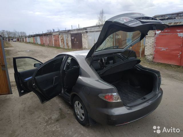 Mazda 6, 2007 89586029446 купить 8