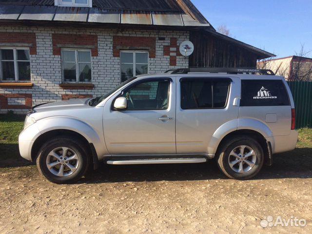 Nissan Pathfinder, 2007 купить 2