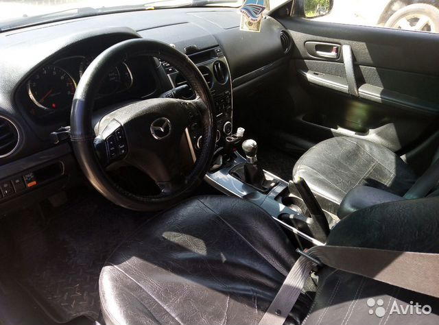 Mazda 6, 2005 89587918698 купить 5
