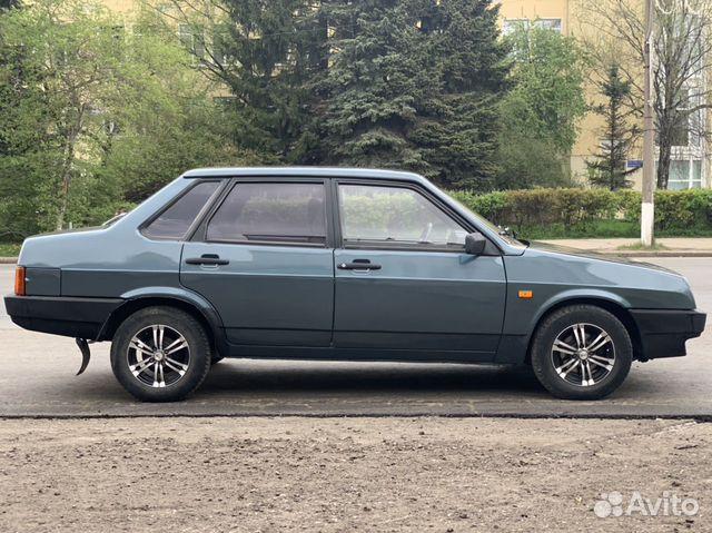 VAZ-21099, 2001 köp 4