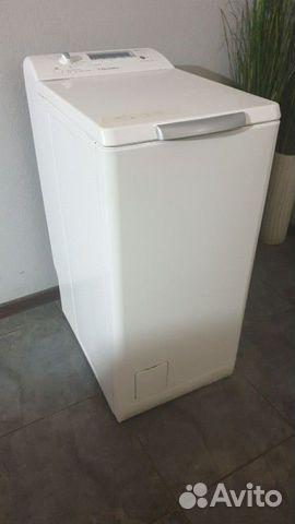 89059185007 Вертикальная стиральная машина в отличном состояни