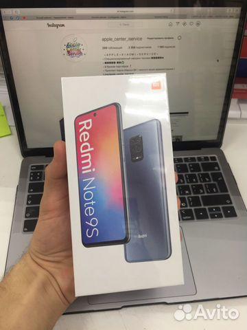 Xiaomi Redmi Note 9S 64gb 89383333147 купить 2