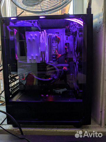 Компьютер Xeon 2689 32 гигабайта озу