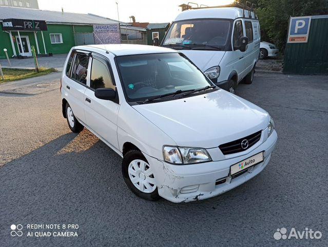 Mazda Demio, 2002  купить 6
