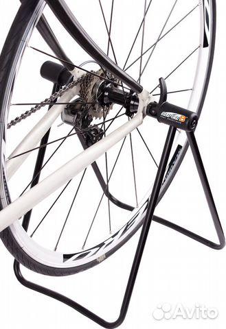 Подставка (стойка) напольная велосипедная под зад  89029245029 купить 1