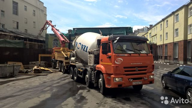 Купить бетон сергиев посад с доставкой блоки керамзитобетон цена за м3
