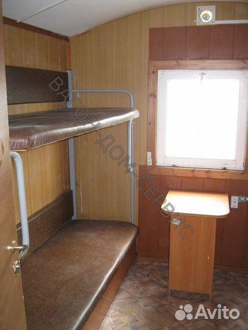 Вагон-дом на шасси жилой 8 мест Комфорт-С 89115748339 купить 7
