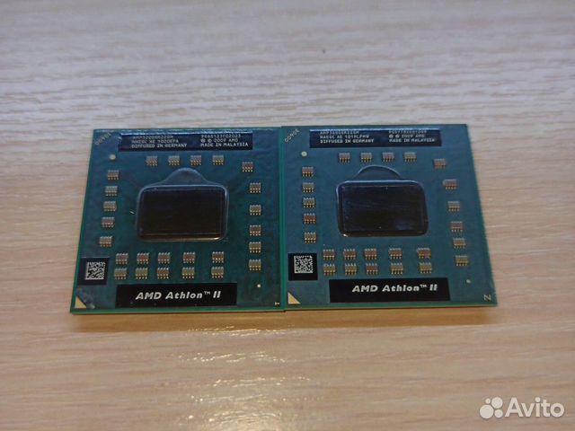 Процессор ноутбук AMD Athlon II