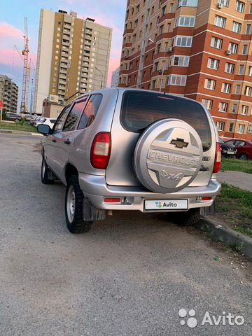 Chevrolet Niva, 2006  89050457959 купить 5