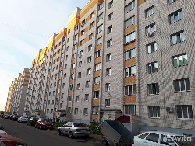 3-к квартира, 37 м², 6/9 эт.