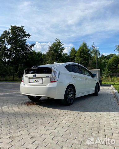 Toyota Prius, 2011  89662714452 купить 3