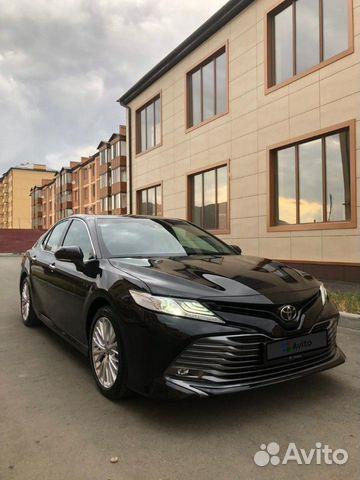 Toyota Camry, 2020  89656399770 купить 10