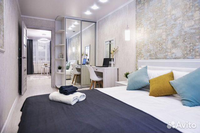 2-к квартира, 43 м², 1/5 эт.