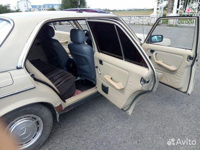 Mercedes-Benz W123, 1977  89194212494 купить 6