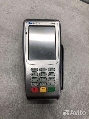 Мобильный POS-терминал VeriFone Vx680  купить 3