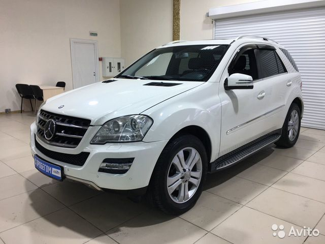 Mercedes-Benz M-класс, 2010  89828708454 купить 2