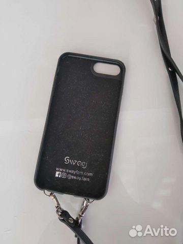 Чехол Sway iPhone 7-8 plus